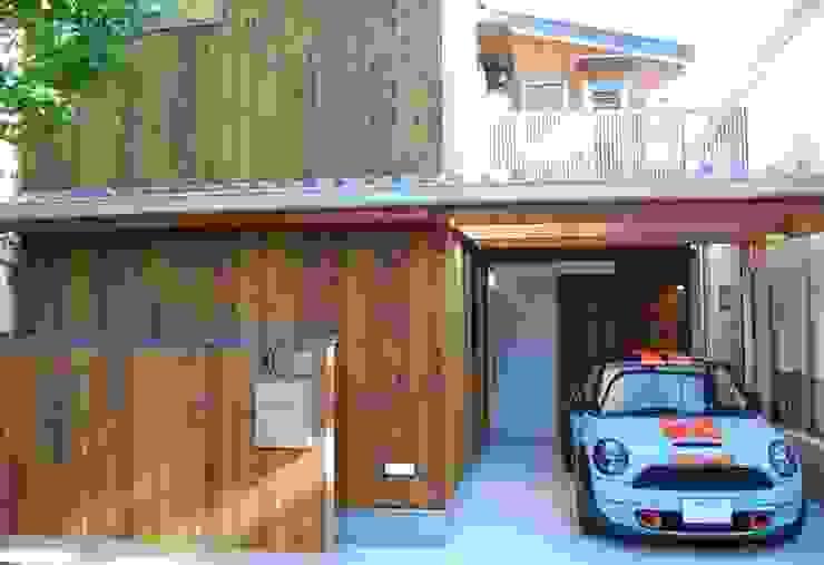 小豆沢の家 ミニマルな 家 の 奥村召司+空間設計社 ミニマル