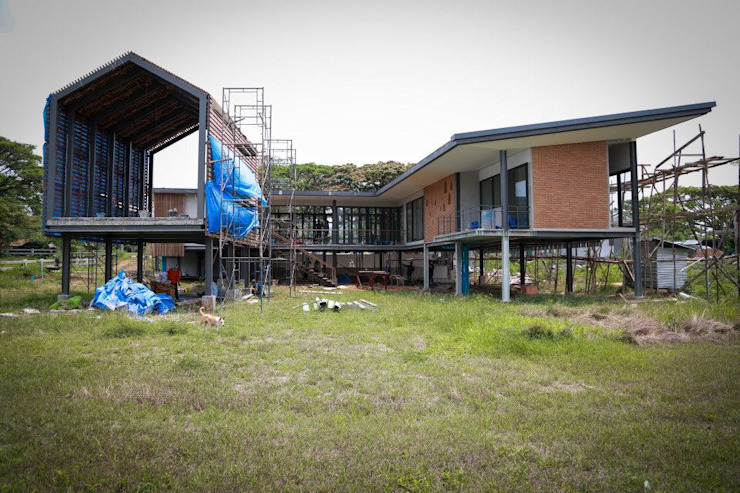 casa HK Casas clásicas de Osvaldo Gris - Grupo Joscaill Clásico