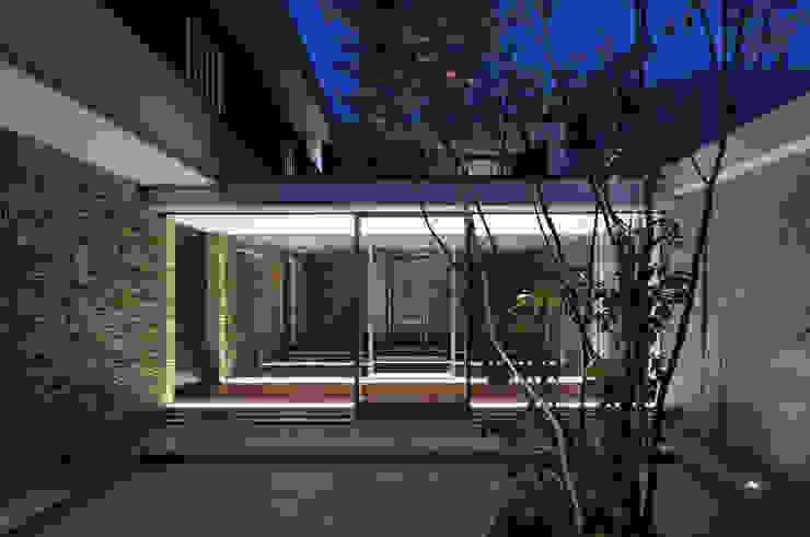 ST2-KYOTO モダンな庭 の 澤村昌彦建築設計事務所 モダン
