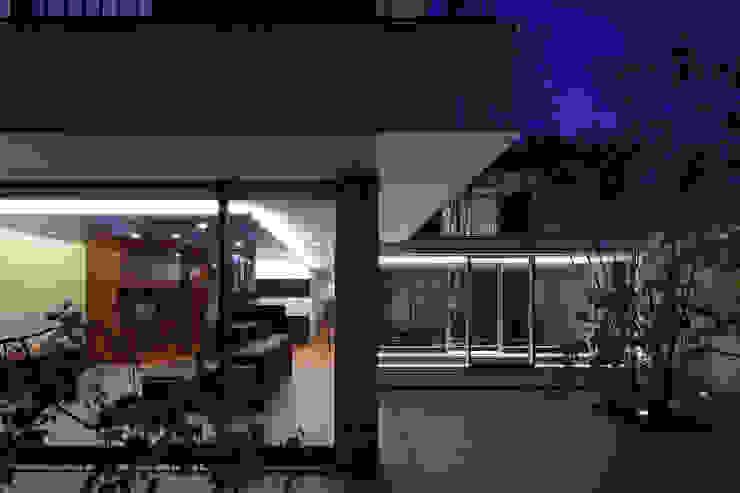ST2-KYOTO モダンな 家 の 澤村昌彦建築設計事務所 モダン
