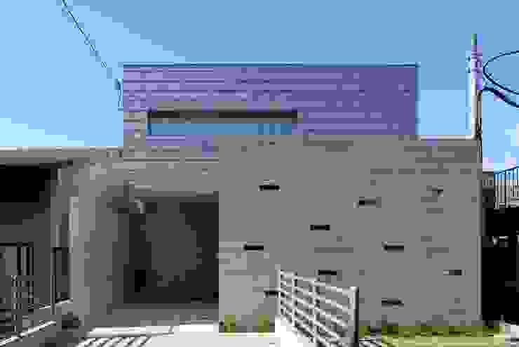 YAMANOUCHI House モダンな 家 の 澤村昌彦建築設計事務所 モダン