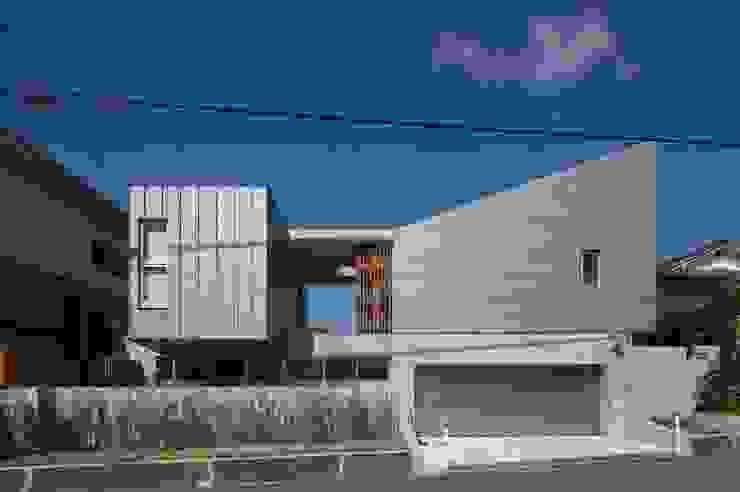 EDAMATSU House オリジナルな 家 の 澤村昌彦建築設計事務所 オリジナル