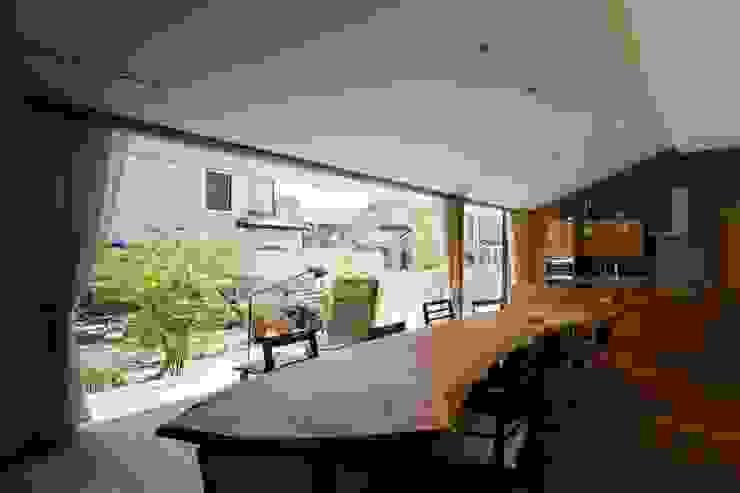 EDAMATSU House オリジナルデザインの リビング の 澤村昌彦建築設計事務所 オリジナル