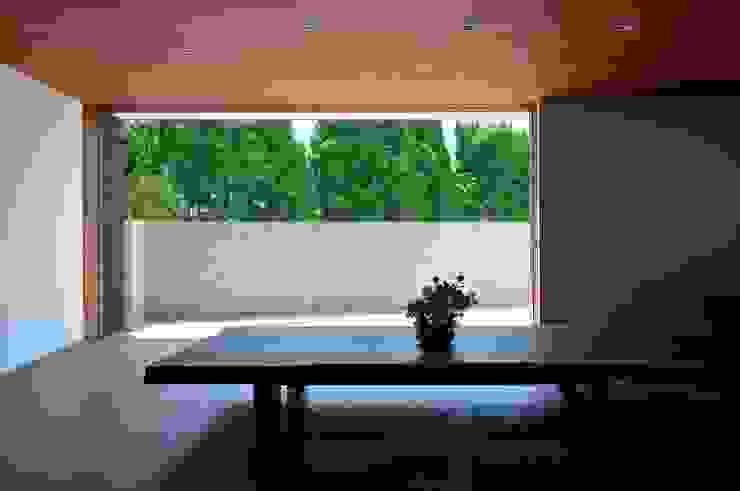 Projekty,  Salon zaprojektowane przez 澤村昌彦建築設計事務所, Azjatycki