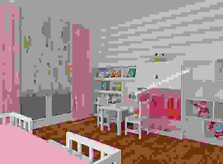 غرفة الاطفال تنفيذ MOBİLYADA MODA ,
