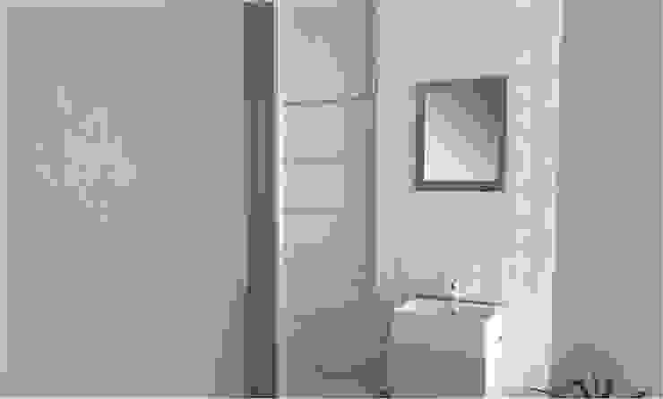 Baño composición con Panelado Modelo Alado Cordoba CreativeHeritage Hoteles de estilo moderno