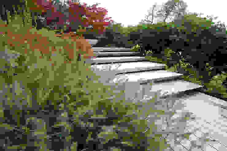 Jardin asiatique par Lustenberger Schelling Landschaftsarchitektur Asiatique