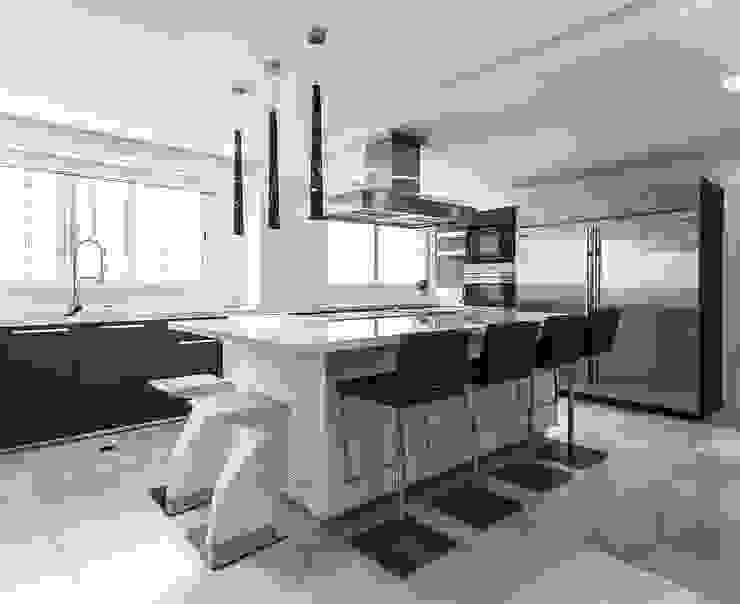 APTO GE Cocinas de estilo moderno de Design Group Latinamerica Moderno