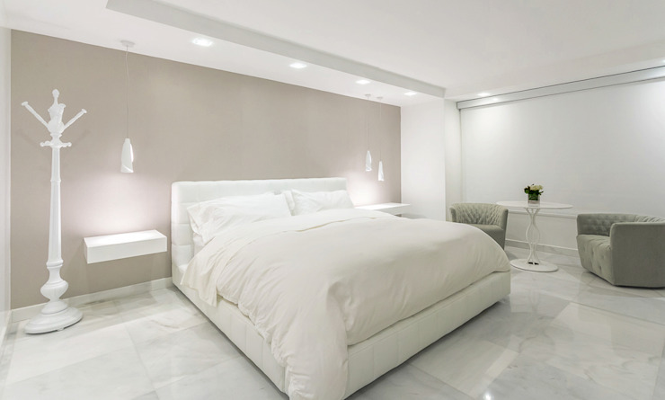 Bedroom by Design Group Latinamerica, Modern