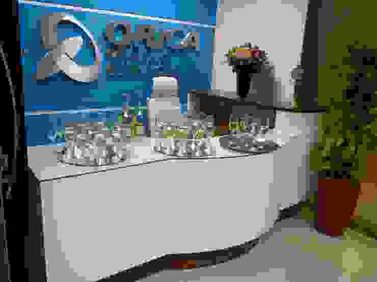 Orica Brasil SA Espaços comerciais modernos por ANALU ANDRADE - ARQUITETURA E DESIGN Moderno