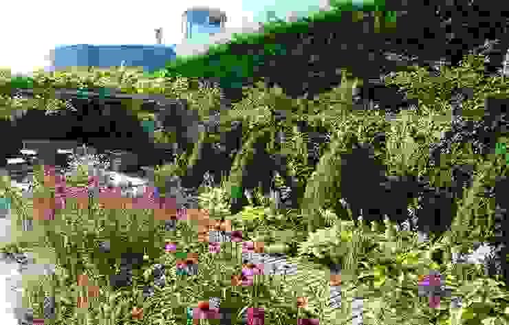 Moderne tuinen van Lustenberger Schelling Landschaftsarchitektur Modern