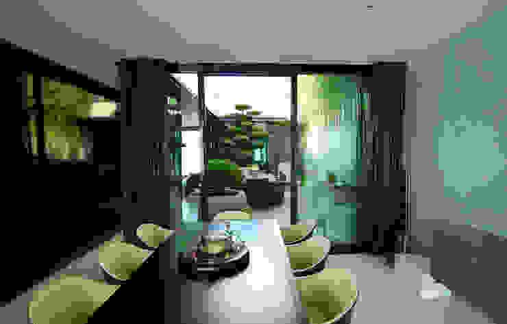 Lustenberger Schelling Landschaftsarchitektur Modern dining room
