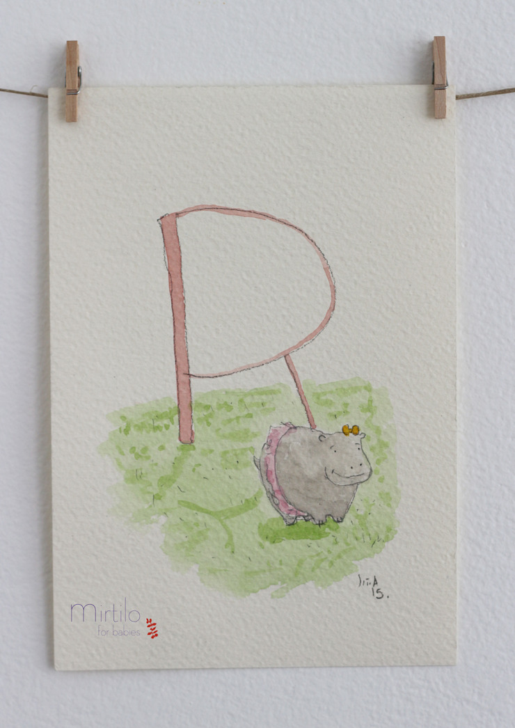 Sopa de Letras por Mirtilo for babies