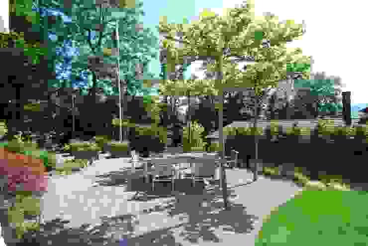 Ein Garten mit Geschichte Moderner Garten von Lustenberger Schelling Landschaftsarchitektur Modern