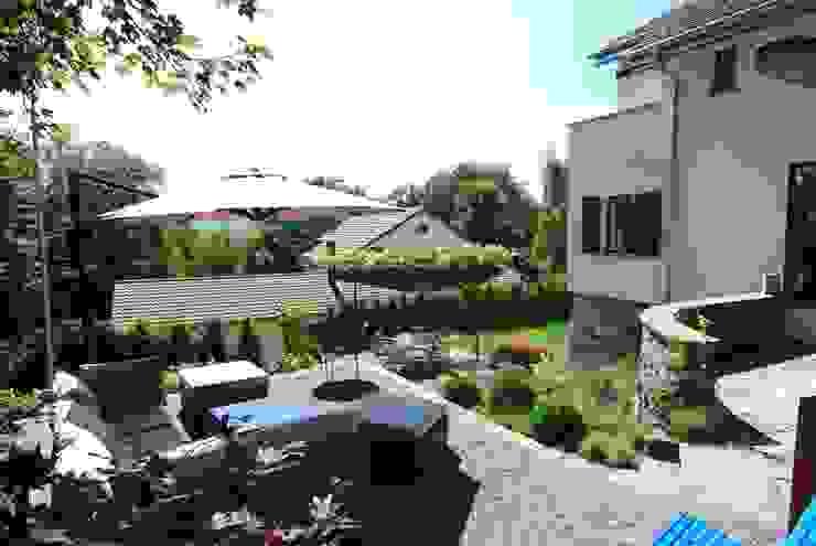 Lustenberger Schelling Landschaftsarchitektur Modern Garden