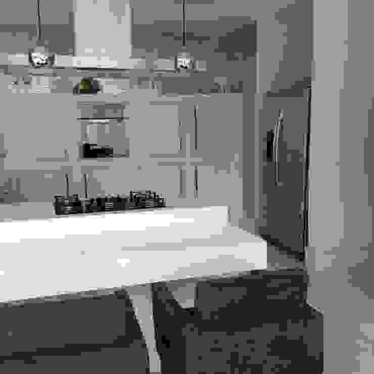 Modern Kitchen by Docca Reformas e Construções Eireli ME Modern