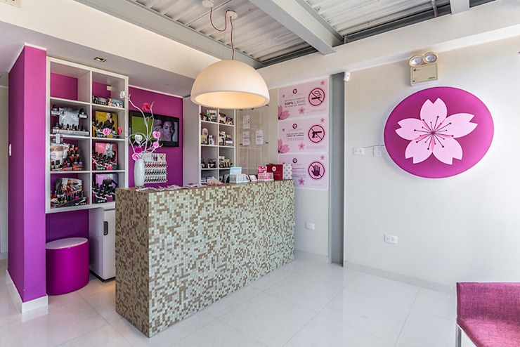 Cherry Blossom de Design Group Latinamerica Moderno
