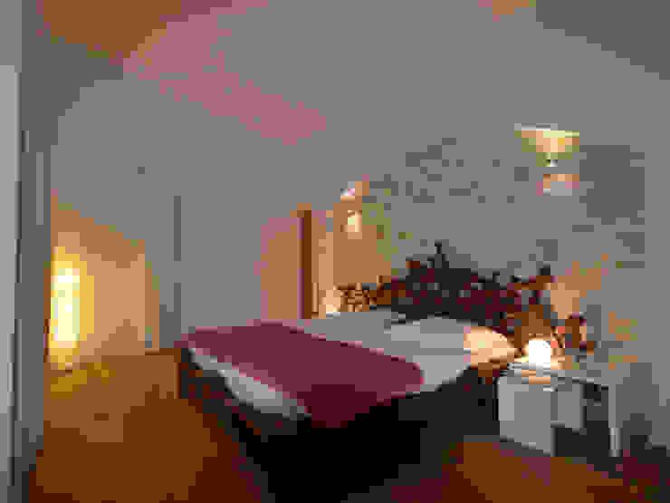 Skapetze Lichtmacher Eclectic style bedroom