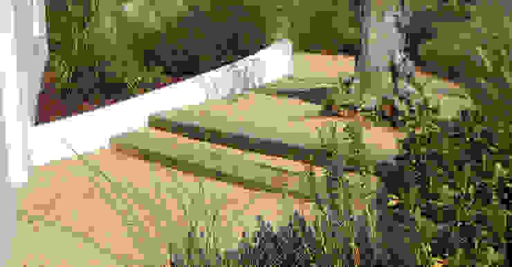 Jardines de estilo  por Atelier Jardins do Sul