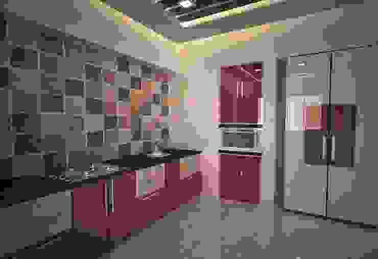 Kool Kitchen Modern kitchen by Interior Design Modern
