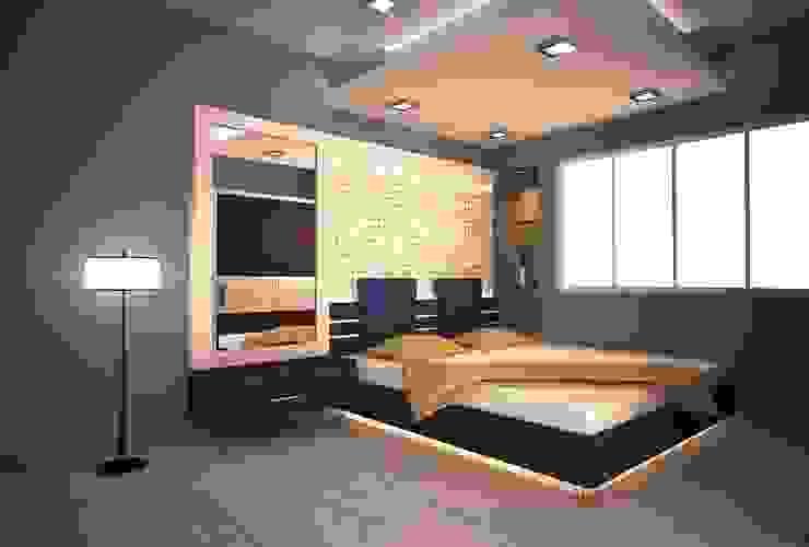 Beautiful Bedroom Modern style bedroom by Interior Design Modern