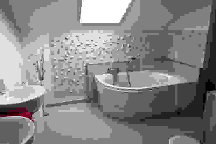 Panele Dekoracyjne 3D - Loft Design System - model Rose Garden od Loft Design System Nowoczesny