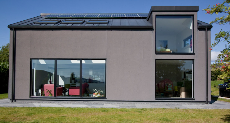Eco House Minimalist houses by Urban Creatures : Architects Minimalist