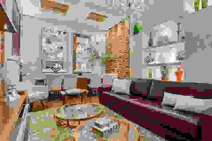 Modern living room by Ideatto Móveis e Decorações Modern