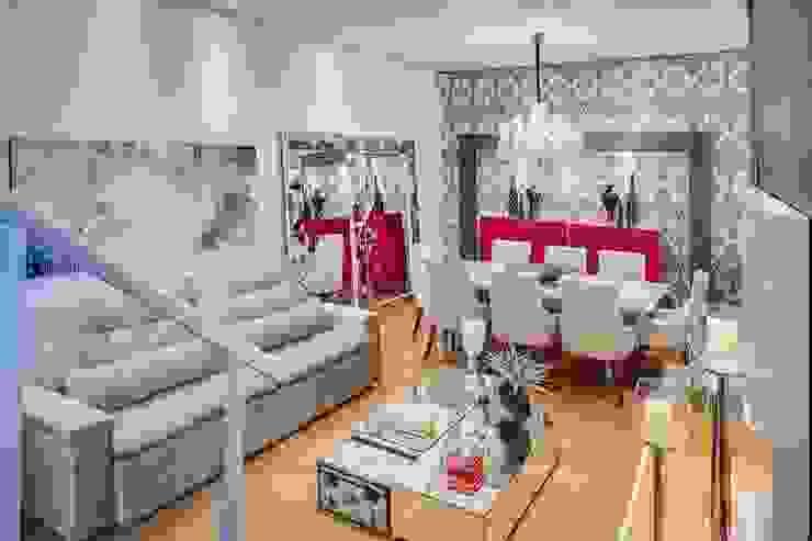Modern Dining Room by Ideatto Móveis e Decorações Modern