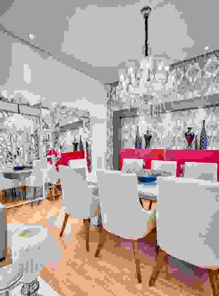 Comedores de estilo moderno de Ideatto Móveis e Decorações Moderno
