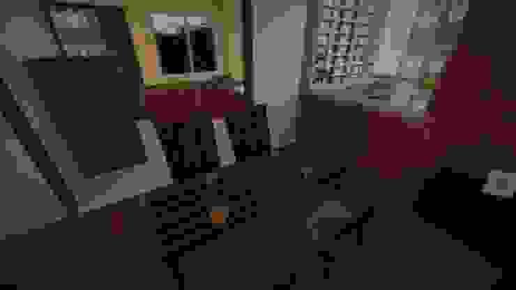 Modern dining room by ARY Studios Modern
