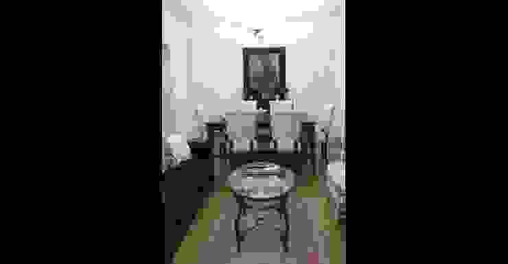 Apartamento 140m² Salas de estar modernas por Marianna Vetorazzo Haddad Arq+Interiores Moderno