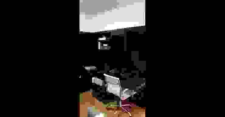 Apartamento 140m² Escritórios modernos por Marianna Vetorazzo Haddad Arq+Interiores Moderno