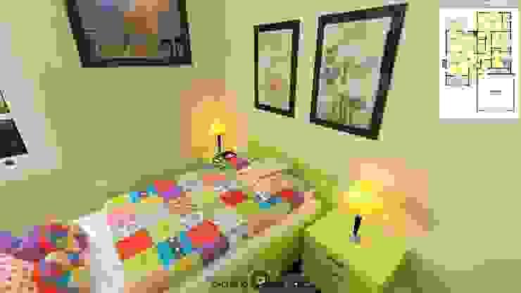 Residential project Modern nursery/kids room by ARY Studios Modern