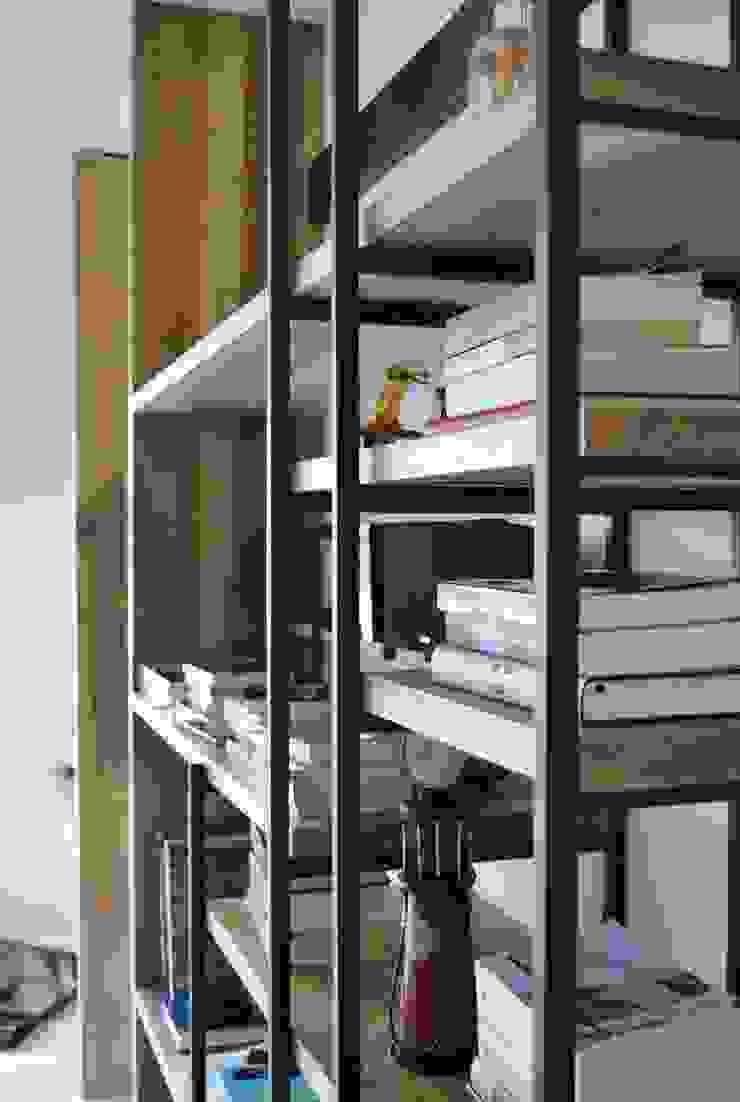 T + T Arquitectos ห้องนอน