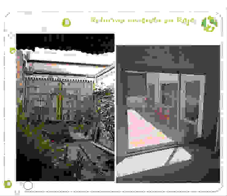 Jimena Serradell Colonial style garden