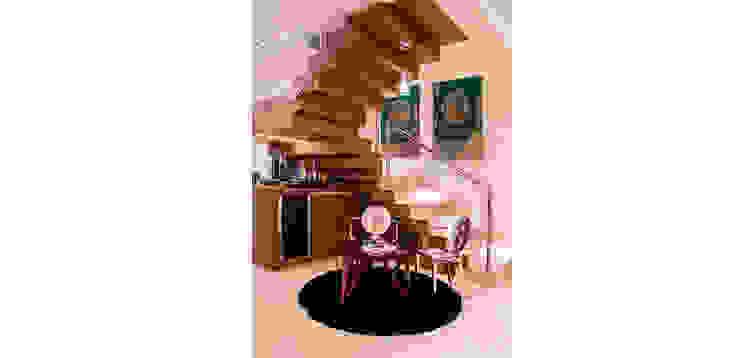 Jardim das Rosas Salas de estar modernas por Carolina Viafora Moderno