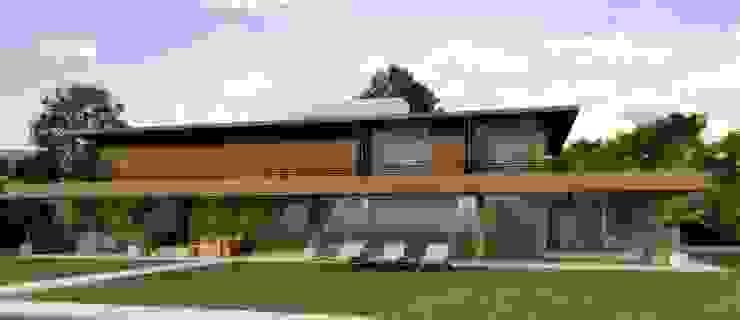 Projeto Casas modernas por Adriano Marconato Arquitetura e Planejamento Moderno
