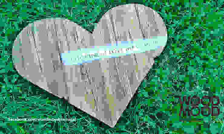 Cozinhar amor por WoodMood Campestre