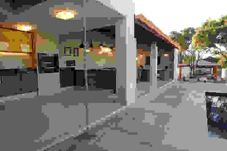 Área de lazer Casas modernas por StudioM4 Arquitetura Moderno