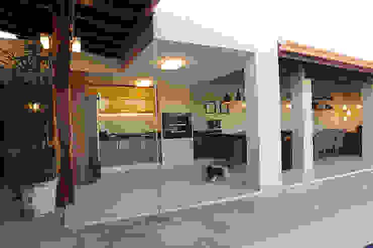 Área de lazer Cozinhas modernas por StudioM4 Arquitetura Moderno