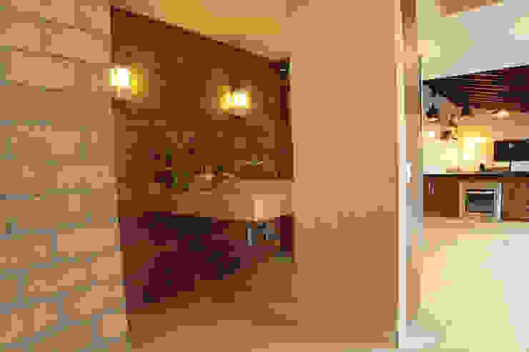 Área de lazer Banheiros modernos por StudioM4 Arquitetura Moderno