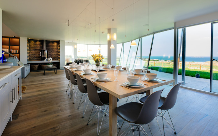 Dining room Perfect Stays Comedores de estilo moderno