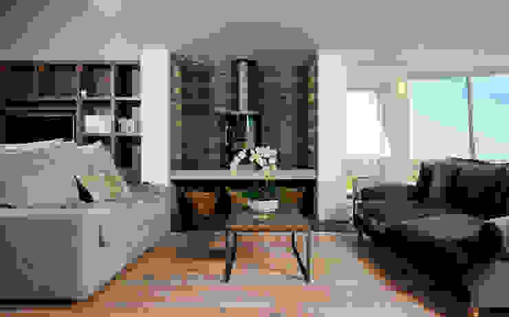 Living room Nowoczesny salon od Perfect Stays Nowoczesny