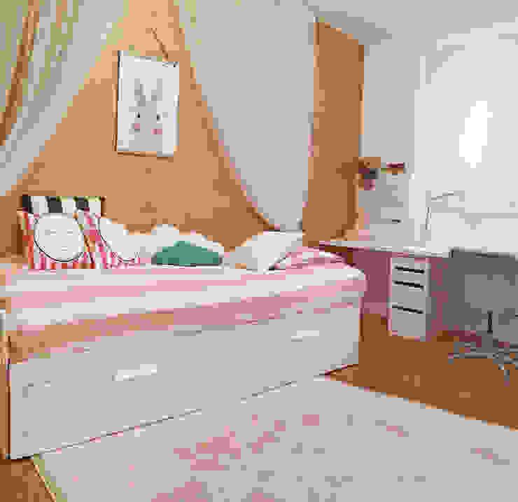 Habitaciones para niños de estilo moderno de La Casa Sueca Moderno