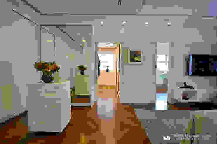 Suíte Master Quartos modernos por Tania Bertolucci de Souza | Arquitetos Associados Moderno