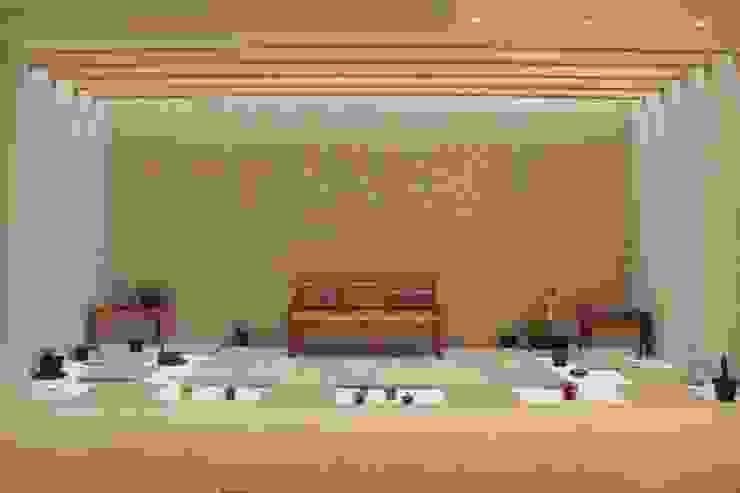 StudioM4 Arquitetura Walls & flooringPaint & finishes