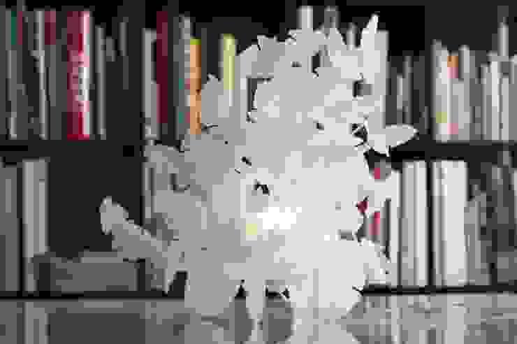 PIXOM projects por LUZZA by AIPI - Portuguese Lighting Association Moderno