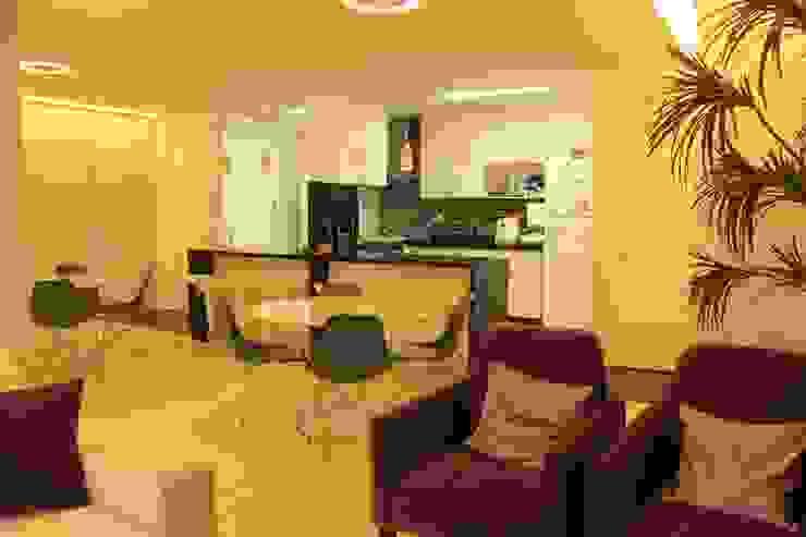 StudioM4 Arquitetura Dining roomLighting