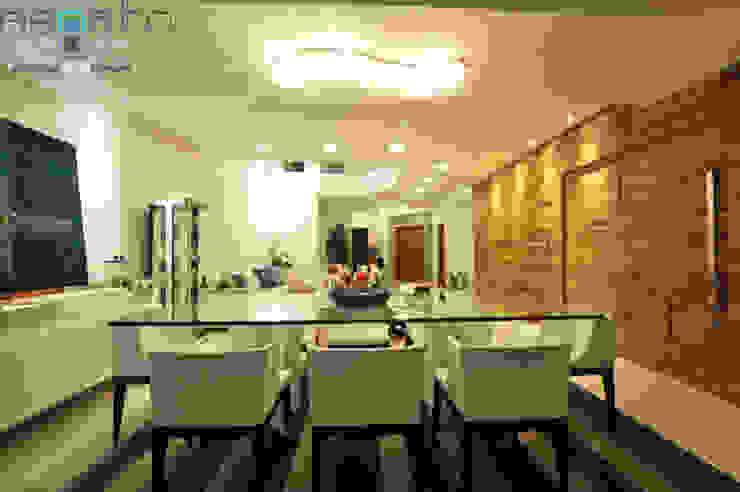 Modern dining room by Renato Souza Arquitetura Modern